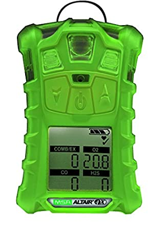 MSA ALTAIR Phosphorescent 4X Portable Multigas Detector: Science Lab Gas Handling Instruments: Amazon.com: Industrial & Scientific