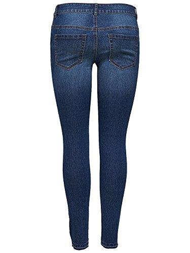 Medium 34 Tejanos Only Denim Jamie Mujer Denim Jeans 27 Blue gnTnwqBv0A
