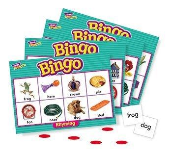 MotivationUSA Bingo Reimen ab 4 Jahren