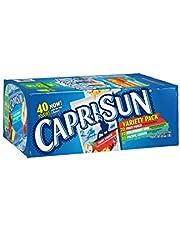 Capri Sun Coolers Variety Pack (6 oz. Pouches, 40 ct.) 6.80 Kilogram