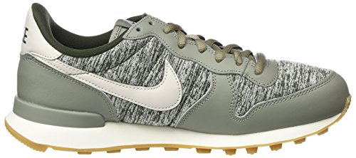 Basse Dark Internationalist Scarpe Donna NIKE Light gum sail Bone Light Multicolore 022 sequoia Brown Stucco da Ginnastica FIqwwR0d