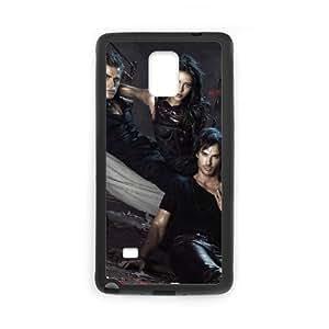 WEUKK The Vampire Diaries Samsung Galaxy Note4 phone case, diy cover case for Samsung Galaxy Note4 The Vampire Diaries, diy The Vampire Diaries cell phone case