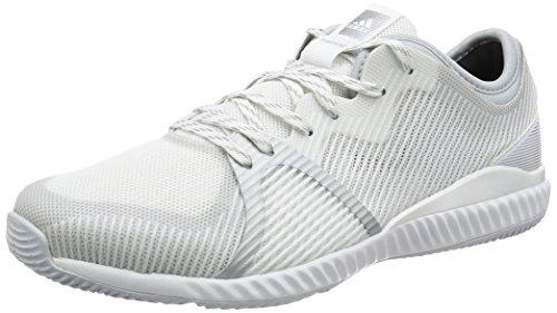 adidas BB1506 - Crazytrain Bounce W, Zapatillas Para Mujer Blanco (Ftwbla/plamet/gritra)