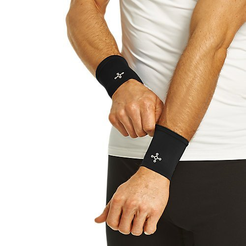 Tommie Copper Black Wrist Compression