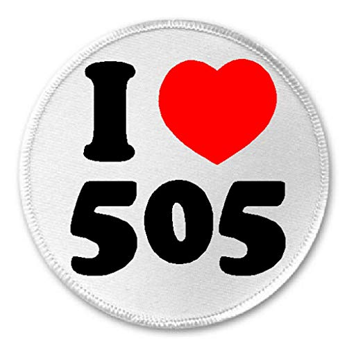 505 Apple (I Love 505-3
