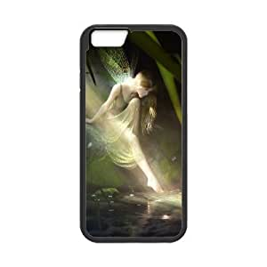 Fashion Case C-Y-F-CASE DIY Design The Cute Elves Pattern cell phone case cover For iPhone AoxW1bfefHe 5s