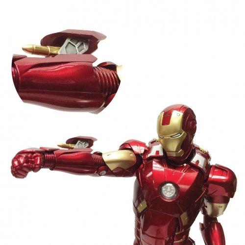 Dragon Models Iron Man 3 – Mark VII Model Kit (1/9 Scale)