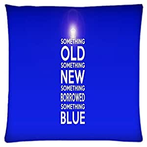 Doctor Who Movie & TV ~ Durable Unique Throw Square Pillow Case 18X18 inches Fashionable Diy Custom Personalized Pillowcase Design by Engood