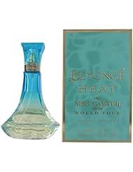 Coty Beyonce Heat Mrs. Carter World Tour Eau de Parfum Spray for Women, 3.4 Ounce