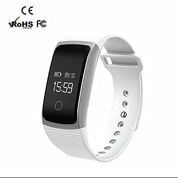 Topforok Smartwatch con Libre Llamada, SMS, Whatsapp ...