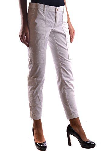 Dolce E Gabbana Mujer MCBI099331O Blanco Algodon Pantalón