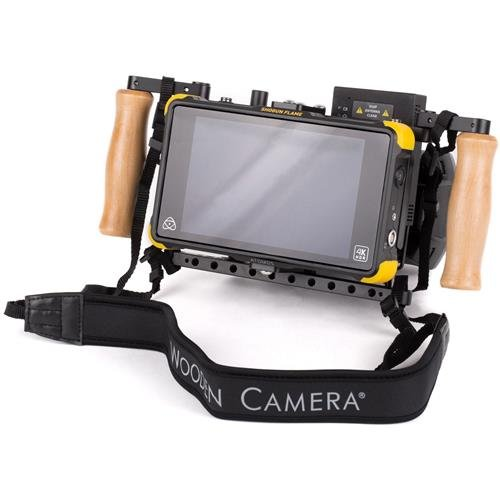 Wooden Camera Director's Monitor Cage v2 by Wooden Camera