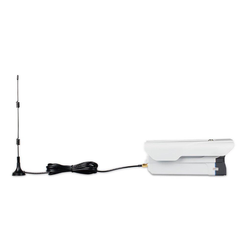 Cable de Extension de Antana 10M WiFi RP-SMA Negro con Interfaz de Cobre y Anti-Interferencia de Cable de Extension de Wifi