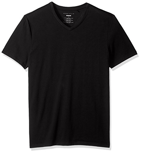 Perry Ellis Stretch V Neck Shirt