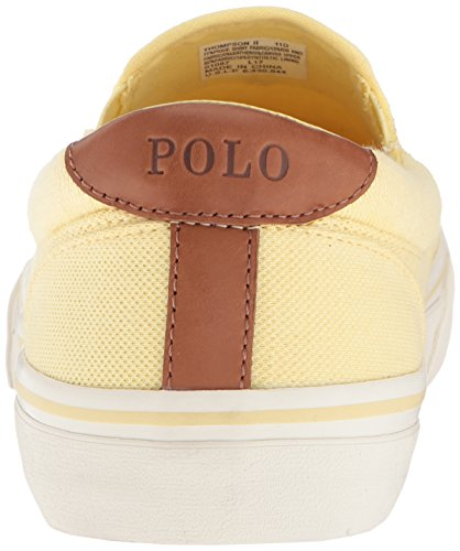 Polo Ralph Lauren Hommes Thompson Ii Sneaker Peau De Banane