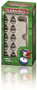 Megableu 678301 Subbuteo - Figuras de la selección Italiana para Juego de Mesa: Amazon.es: Juguetes y juegos