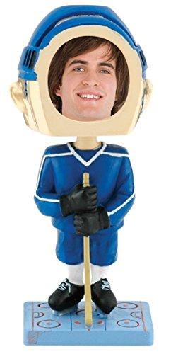 Neil Enterprises, Inc Hockey Player Photo Bobble Head
