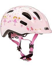 ABUS Smiley 2.0 Kinderhelm, robuuste fietshelm voor meisjes en jongens