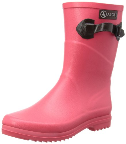 Aigle Chanteboot Pop, Botas mujer Rosa - Rose (Bubblegum)