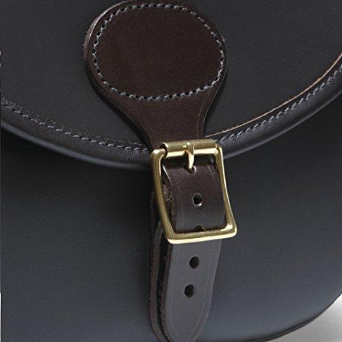 Croots Byland Leather Cartridge Bag - 75 cartridge capacity Shooting bag