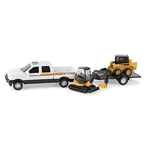 Used, ERTL John Deere Construction Set for sale  Delivered anywhere in USA
