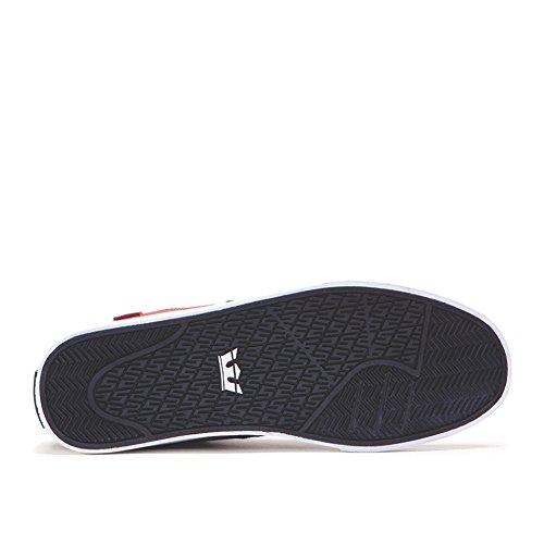 Supraas Gebrande Henna-witte Skateschoenen