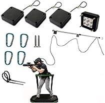 Sistema de Gestión de Cables VR/Polea de Techo para HTC Vive Pro ...