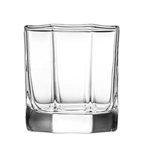 Walmeck Nail Art Acrylic Liquid Powder Dappen Dish Glass Crystal Cup Glassware Tool