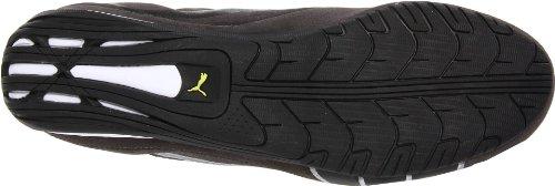 promo code e2543 59a6e Puma Drift Cat 4 Suede Fashion Sneaker,Dark Shadow/Black ...