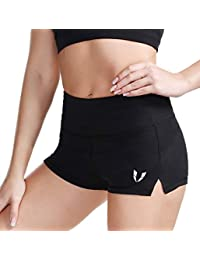 FIRM ABS Womens Active Fitness Sports Shorts Yoga Running Activewear Workout Gym