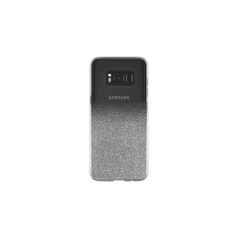 Incipio Design Series Glam Case for Samsung Galaxy S8 -Silver Sparkler