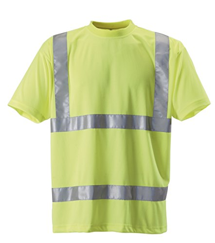 Rodo Small Hi-Vis Yellow Short Sleeveleeve T Shirt 8031003