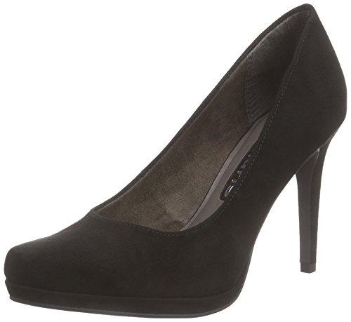 Tamaris 22446 - Plataforma Mujer negro (black 001)