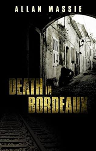 book cover of Death in Bordeaux