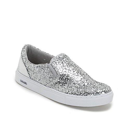 on Scarpe Slip Purpurina by Estrada'sport amp;Scarpe Sneakers Argento de wtqI5a