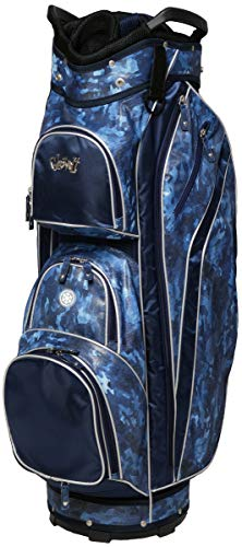 Glove It Women's Golf Bag Ladies 14 Way Golf Carry Bag - Golf Cart Bags for Women - Womens Lightweight Golf Travel Case - Easy Lift Handle - 2019 Blue Camo