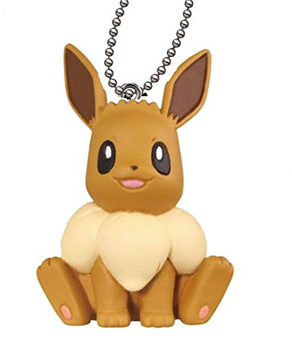Amazon.com: Nintendo Pokemon Eevee Mini Figure Swing ...