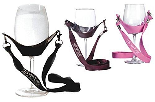 Wine Glass Holder Necklace,