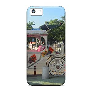For Tourism Carriage iphone 6 plus (5.5) Plastic mobile phone For Iphone Cases case Runing's case