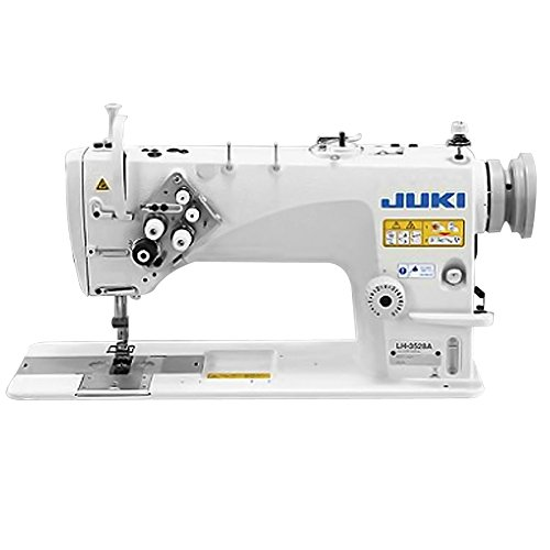 Juki LH-3578A – 2 Needle Semi-dry Head Lockstitch Industrial Machine Includes able and Clutch Motor (Table Comes Assembled)