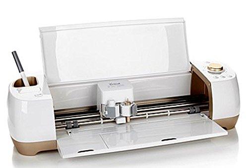 - Cricut Explore® Air Die-cutting Machine & Anna Griffin Fancy Lettering Content Bundle - Gold