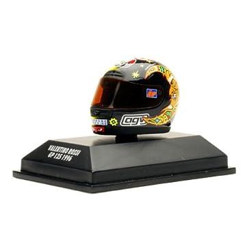 Minichamps 1/8 Scale 397 960046 - AGV Helmet GP 125 1996 V. Rossi