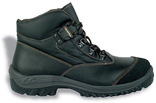 Cofra 63620-000.W45 Cefalu S3 SRC Chaussure de sécurité Taille 45 Noir