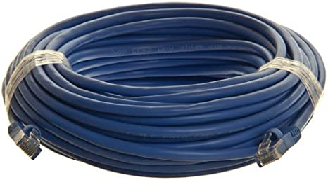 Cat5E Enhanced Patch Cable Blue W//Boot 25Ft