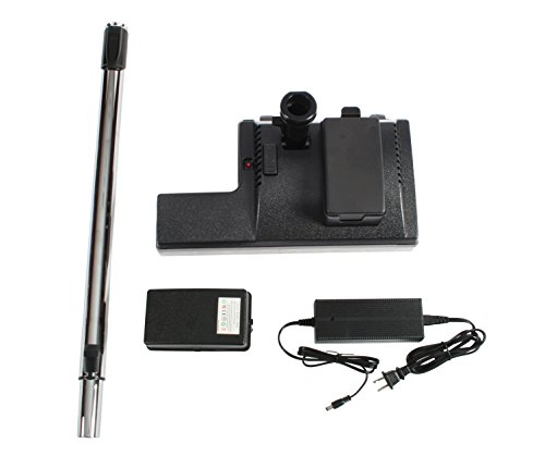 Power Nozzle Agitator - Cen-Tec Systems 93092 Battery Powerhead, Black