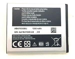 Samsung Ab474350bu Sgh-g810 Mobile Phones Battery