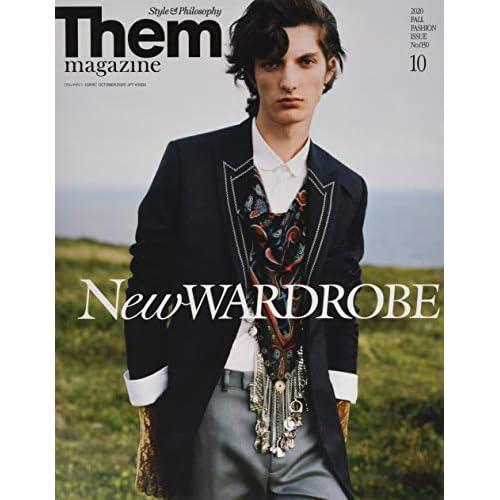 Them magazine 表紙画像