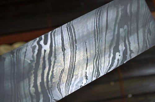 9 opinioni per Perkin Knives- Lama Damasco, In Acciaio, Più Di 200 Strati, 254 X 38 X 4 Mm