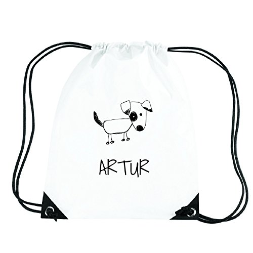 JOllipets ARTUR Turnbeutel Sport Tasche PGYM5165 Design: Hund