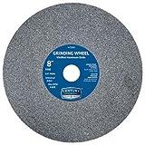Century Drill 75881 Grinding Wheel 8'' Dia. Universal Arbor 60 Grit Aluminum Oxide